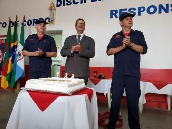 Aniversário de 106 anos do Corpo de Bombeiros de Rio Grande