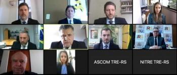 MPRS firma parceria com TRE-RS e outras instituições para combater a desinformação nas Eleições de 2020