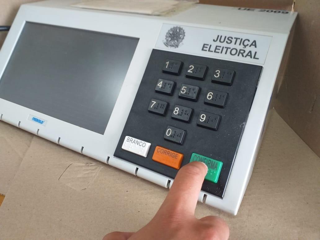 Hoje (14) é o último dia para justificar a ausência no 1° turno das eleições 2020