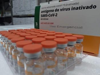 Rio Grande do Sul já ultrapassa 44 mil pessoas vacinadas contra a Covid-19