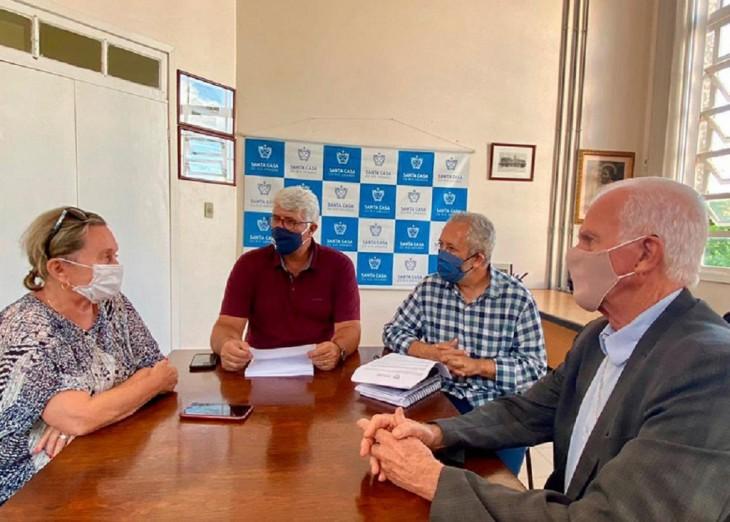 Renato Silveira será o novo presidente do Complexo Santa Casa do Rio Grande