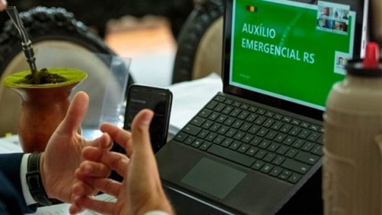 Auxílio Emergencial Gaúcho contará com mais de R$ 100 milhões