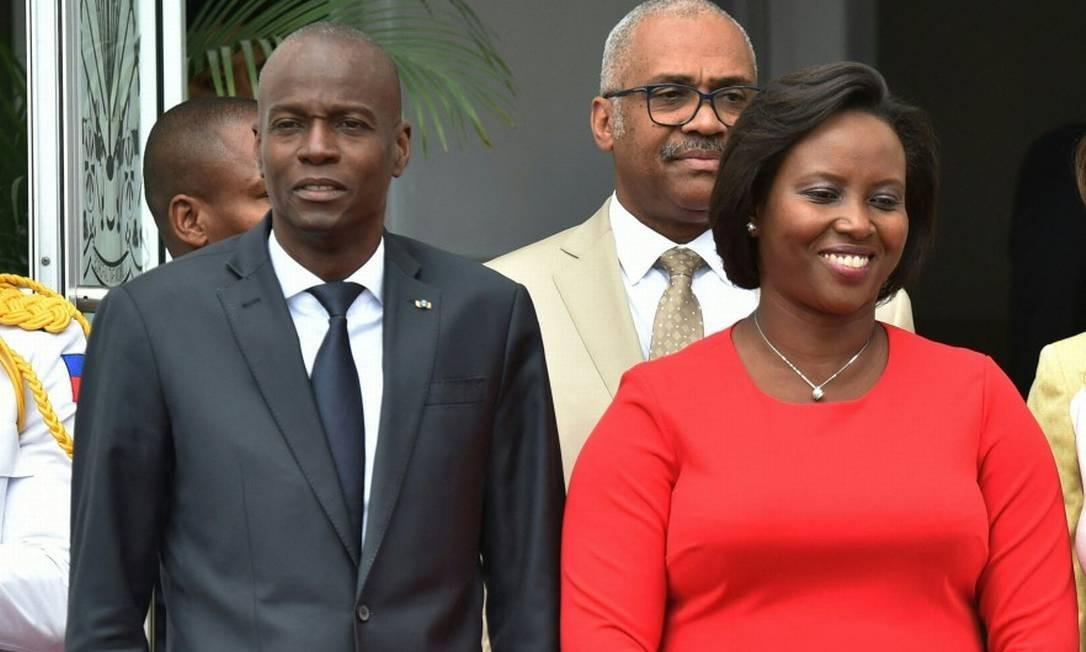 Presidente do Haiti  é assassinado em sua residência
