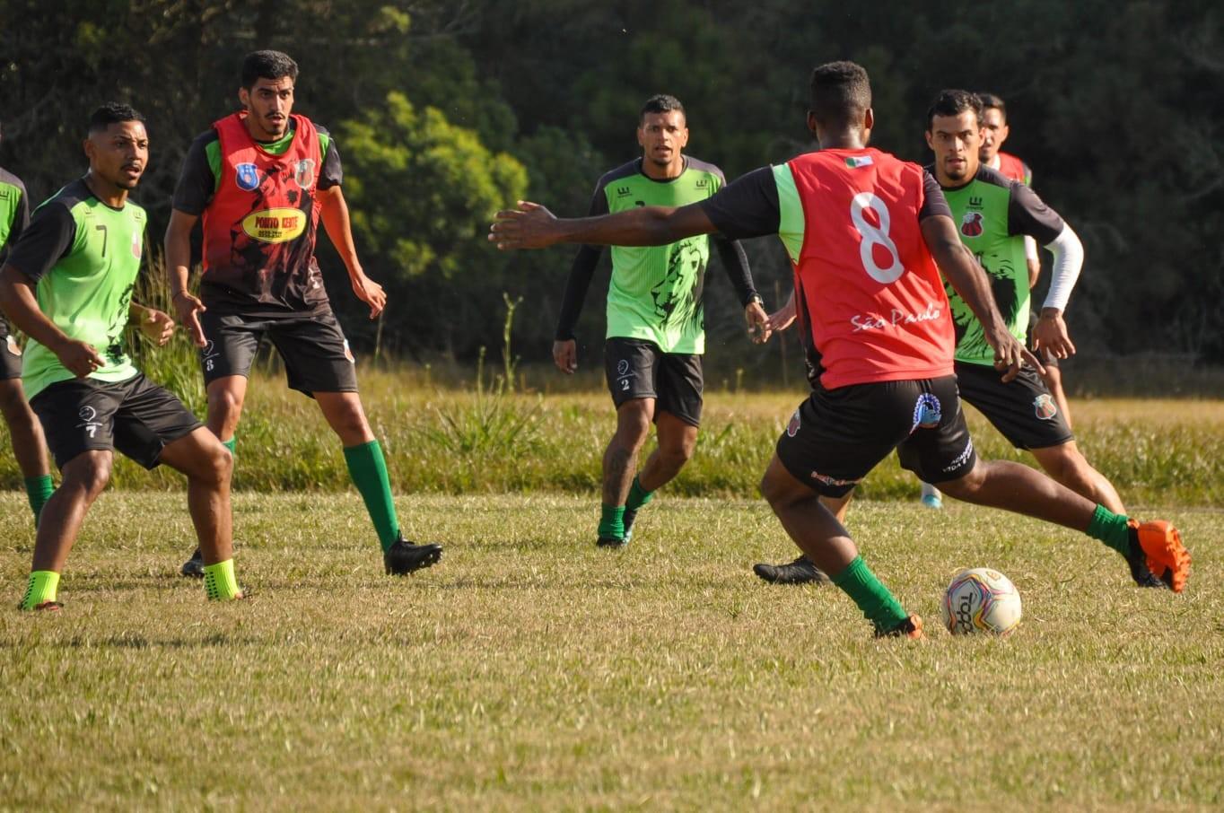 SC São Paulo dá início aos treinos com bola visando o Citadino e Divisão de Acesso de 2021