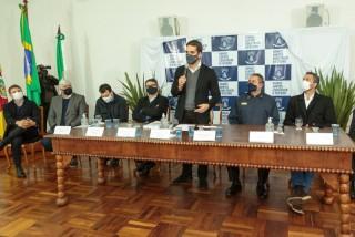 Gustavo Mansur / Palácio Piratini