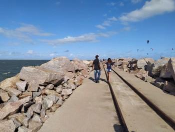 Projeto de revitalização dos Molhes da Barra fica em 2º colocado no Iconicidades