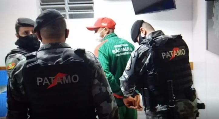 Preso e com contrato rescindido com o SC São Paulo, jogador William Ribeiro pode ser condenado a até 20 anos de prisão