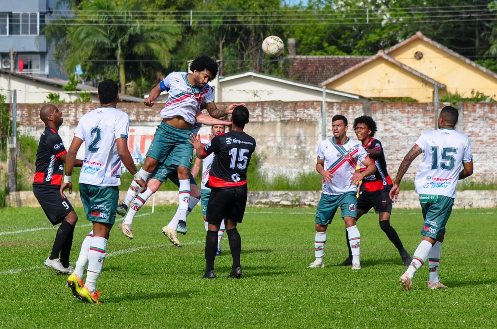 SC São Paulo perde por 1 a 0 para o Guarani-VA após retomada da partida que havia sido suspensa por agressão ao árbitro