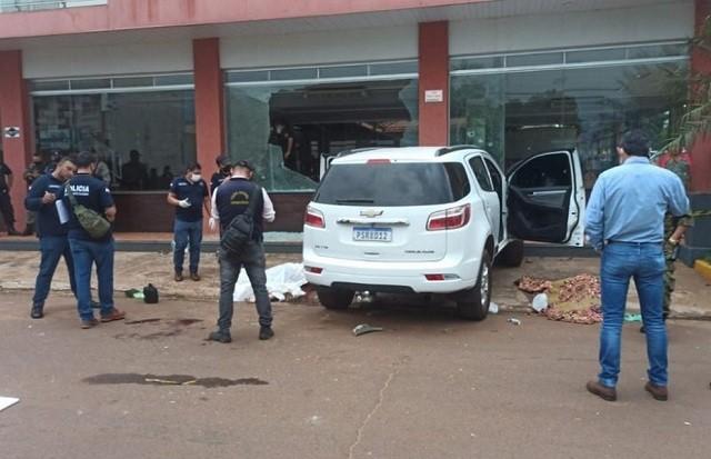 Em menos de 24h cinco pessoas foram assassinadas na fronteira entre Brasil e Paraguai