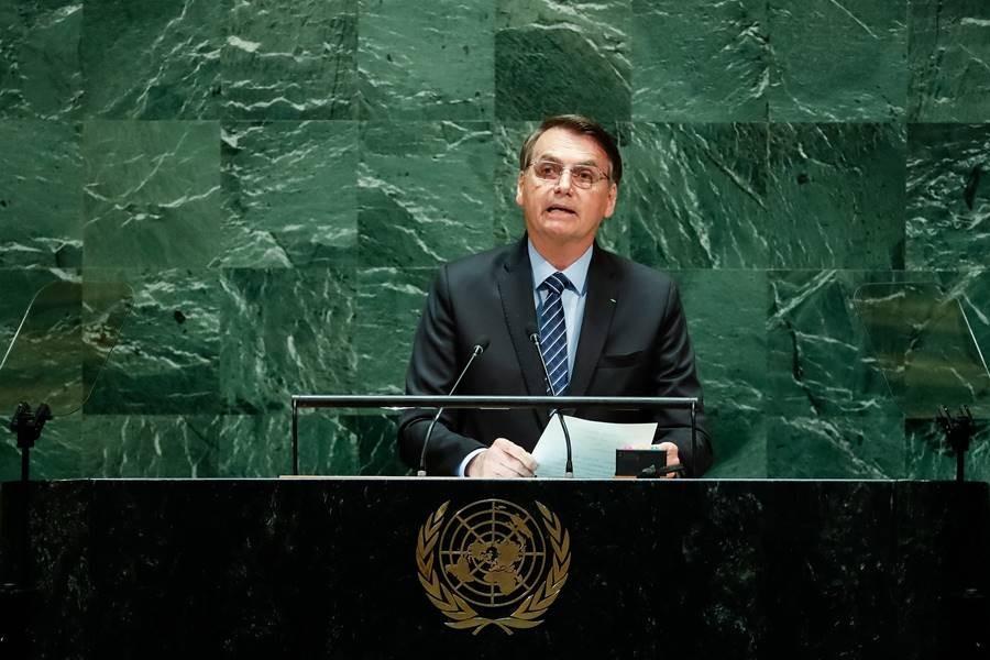 Confira, em tempo real, o discurso do presidente Jair Bolsonaro na Assembleia Geral da ONU