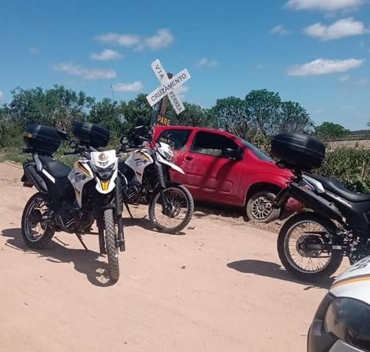 Criminosos tentam roubar veículo de policial militar em Rio Grande e acabam presos