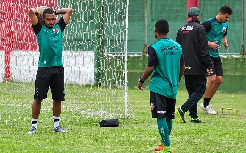 TJD-RS suspende William Ribeiro do futebol por dois anos após agressão ao árbitro Rodrigo Crivellaro