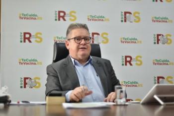 Estado emite Aviso para a região Covid de Pelotas