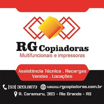 RG COPIADORAS