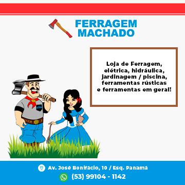 FERRAGEM MACHADO