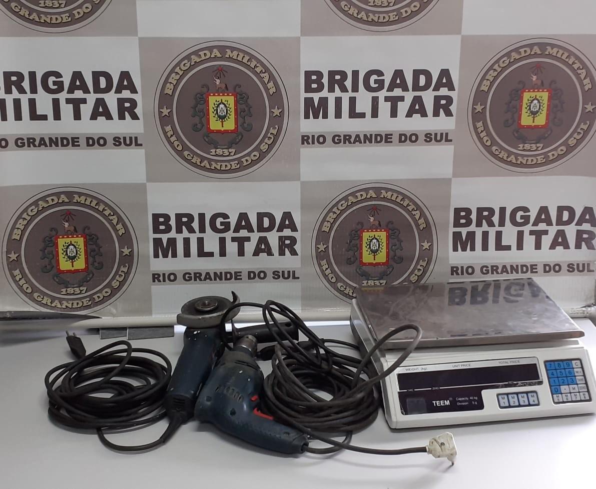Brigada Militar prende homem por tráfico em RG | Rio